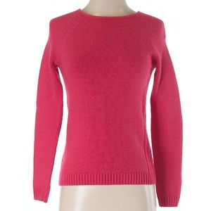 J.CREW EUC Bright Merino Wool Blend Sweater